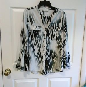 Calvin Klein Longsleeve Button down Blouse